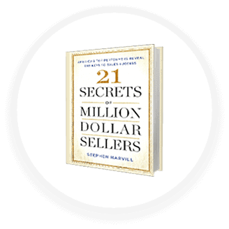 The 21 Secrets of Million Dollar Sellers